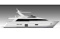 2015 Hatteras 70 Motor Yacht