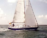 1992 Van De Stadt 40 Carribean