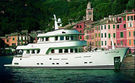 2008 Terranova Yachts 85 explorer