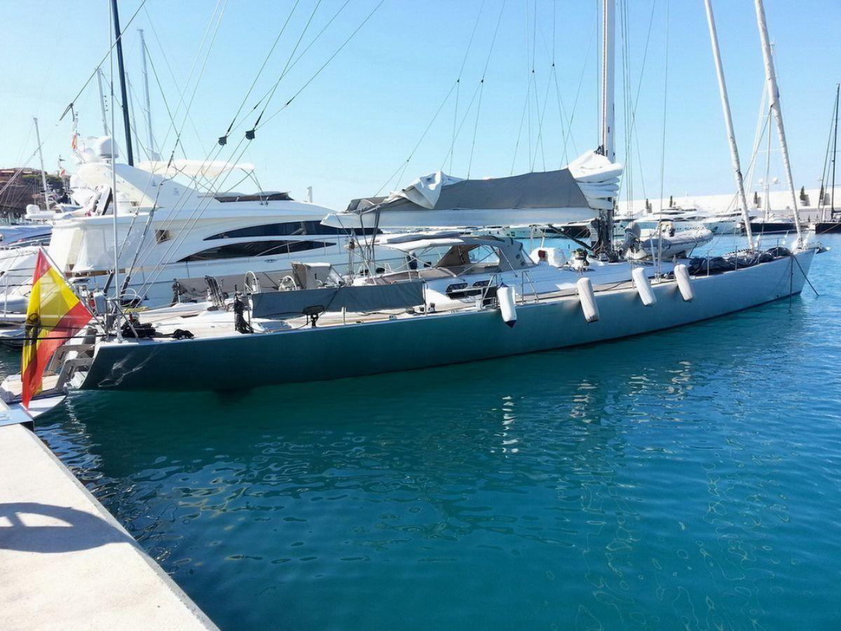 1993 Mag France 27m Custom Built Sloop Sail Boat For Sale