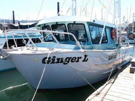2007 J.h. Boatworks Commercial/Sport Fisher