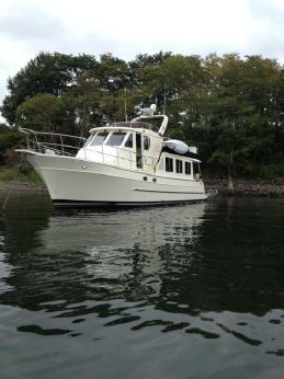 2008 North Pacific 43' Pilothouse