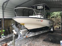 2001 Boston Whaler 22 Dauntless