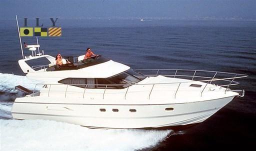 1997 Azimut AZ 43