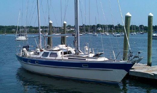 1985 Oyster 435 Cutter Ketch