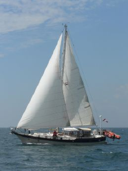 1979 Csy 44 Walk Over Cutter