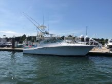 2004 Cabo 40 Express Sea Keeper Gyro