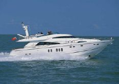 2004 Fairline 74 Custom Yacht