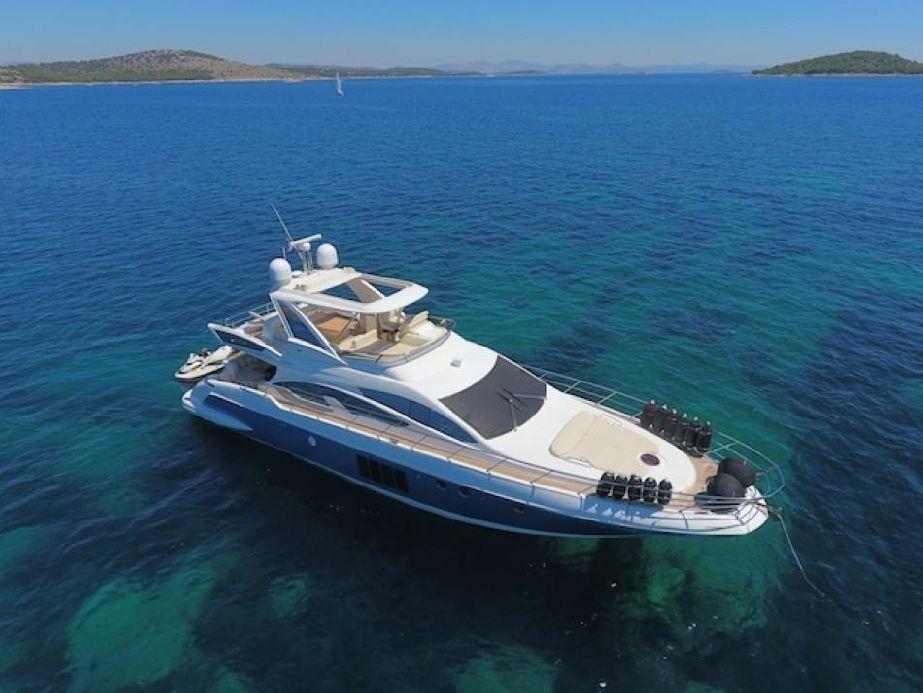 2011 Azimut 64 Power Boat For Sale - www.yachtworld.com