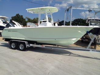 2014 Sea Hunt Ultra 234