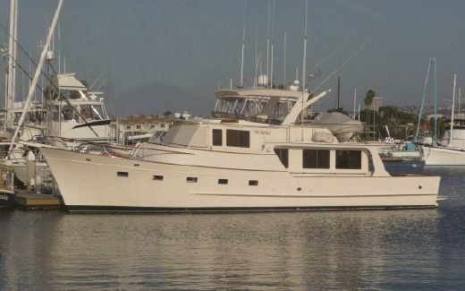 1994 Fleming Pilothouse Motor Yacht