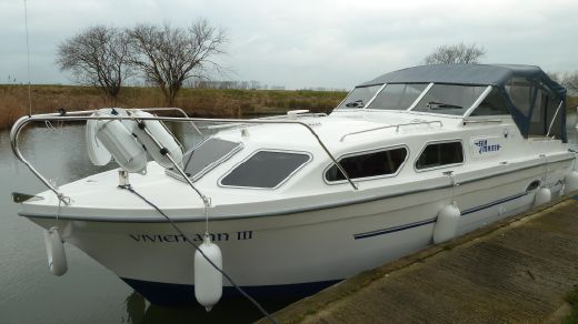 2016 Viking 28 Widebeam OB