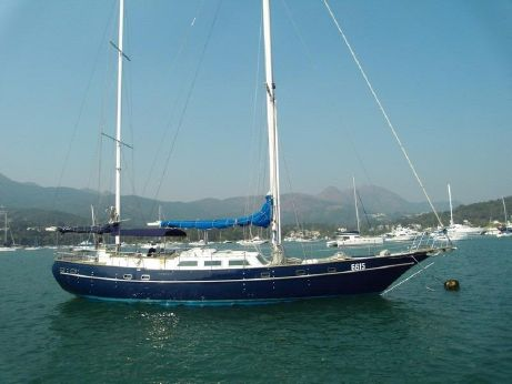 1987 Formosa ketch 56