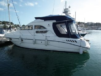 2000 Sealine F33 Flybridge