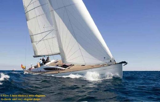 2007 Comar Yachts Comet 52 rs