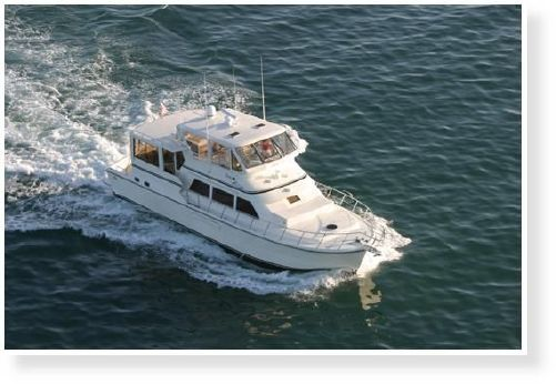 2017 Novatec Islander Cockpit Motor Yacht