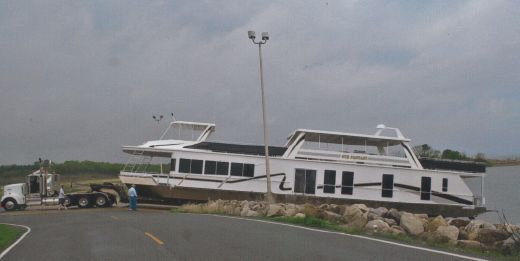 2007 Fantasy 100 x 20 Wide Body Houseboat