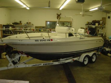 1992 Sea Ray 21 Laguna
