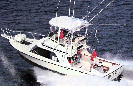 1988 Blackfin 32 Sportfisherman (Bertram)
