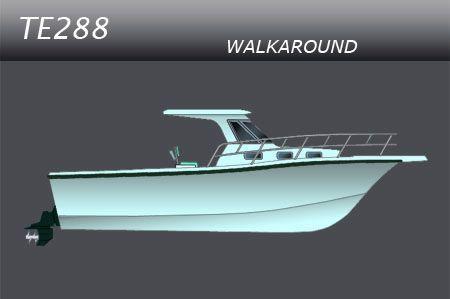 2013 True World Marine TE 288
