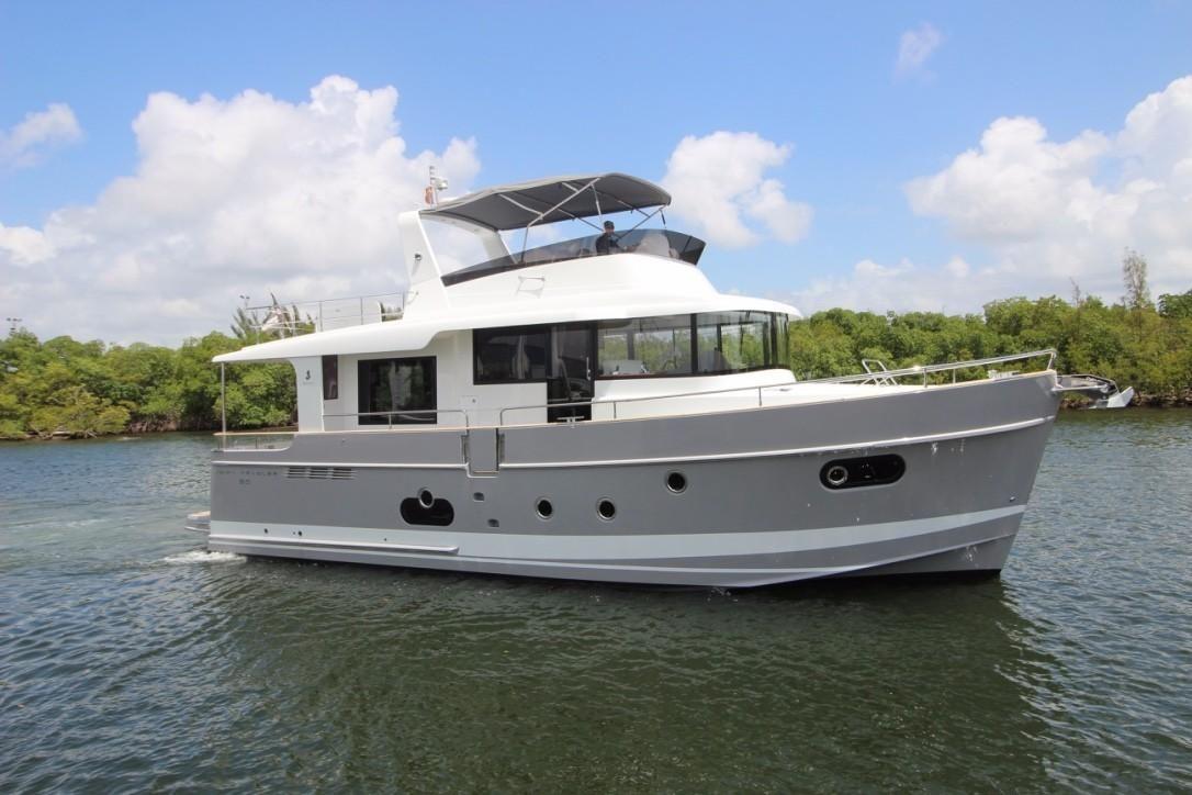 2017 Beneteau Swift Trawler Power Boat For Sale Www
