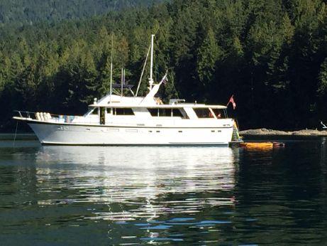 1977 Hatteras Motoryacht