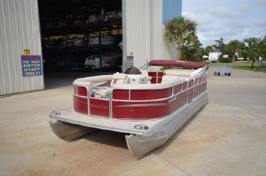 2010 South Bay Pontoons 522ci