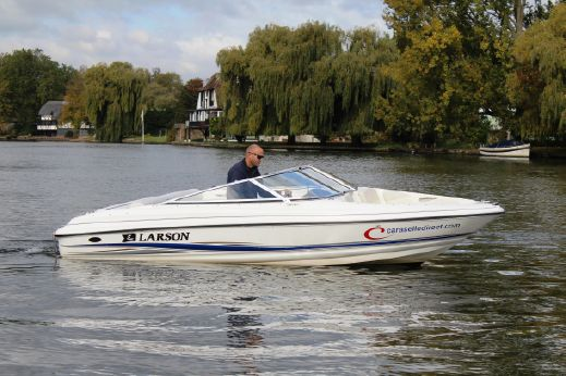 2004 Larson 180 SEI