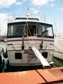 1990 Empress TW 39 Trawler