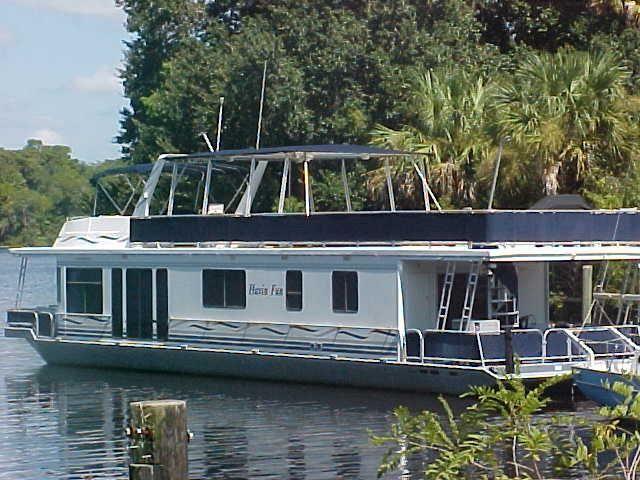 2006Somerset 70 Houseboat