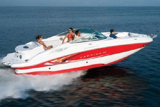 2008 Rinker 248 Captiva Deckboat