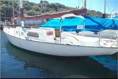 1959 Rhodes Bounty II 41 Sloop