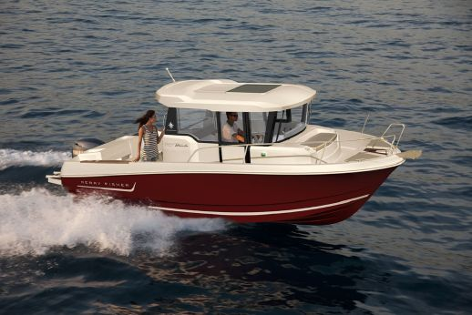 2012 Jeanneau Merry Fisher 755 Marlin