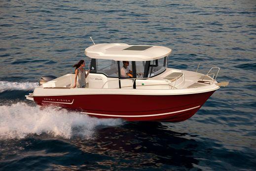 2012 Jeanneau Merry Fisher 755 Marlin