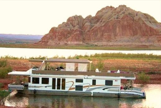 2001 Horizon Custom Houseboat