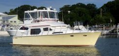 2003 Mikelson 44 Long Range Cruiser