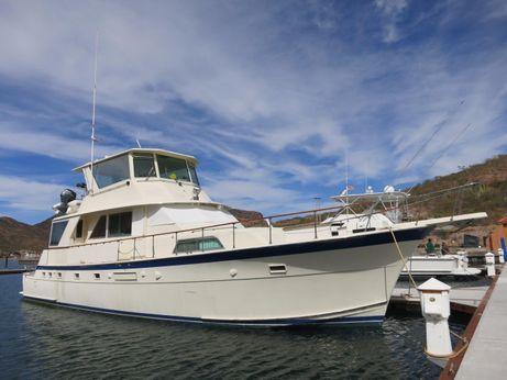 1971 Hatteras Yacht Fisherman