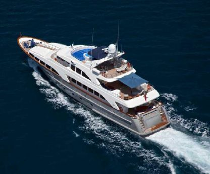 1999 Benetti 35m Custom Built
