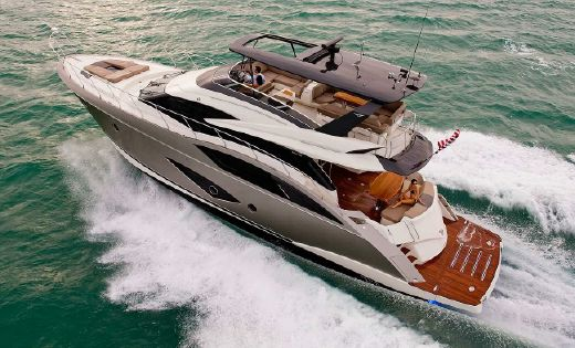2015 Marquis 660 Sport Yacht