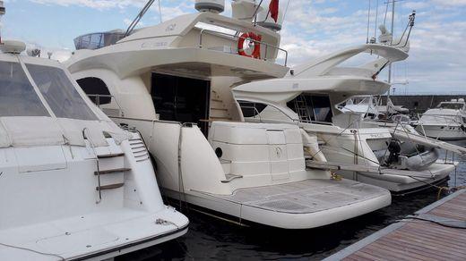 2005 Cayman 62 Cyber (2006)