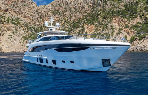 2017 Princess Yachts Princess 35M