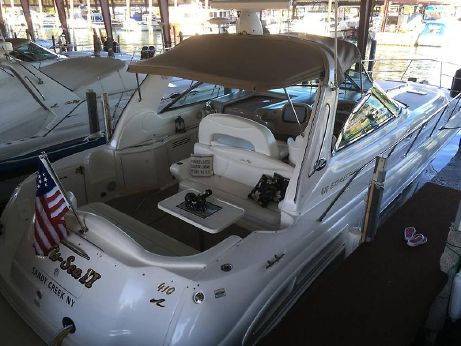 2000 Sea Ray 410 Express - FRESH WATER ONLY