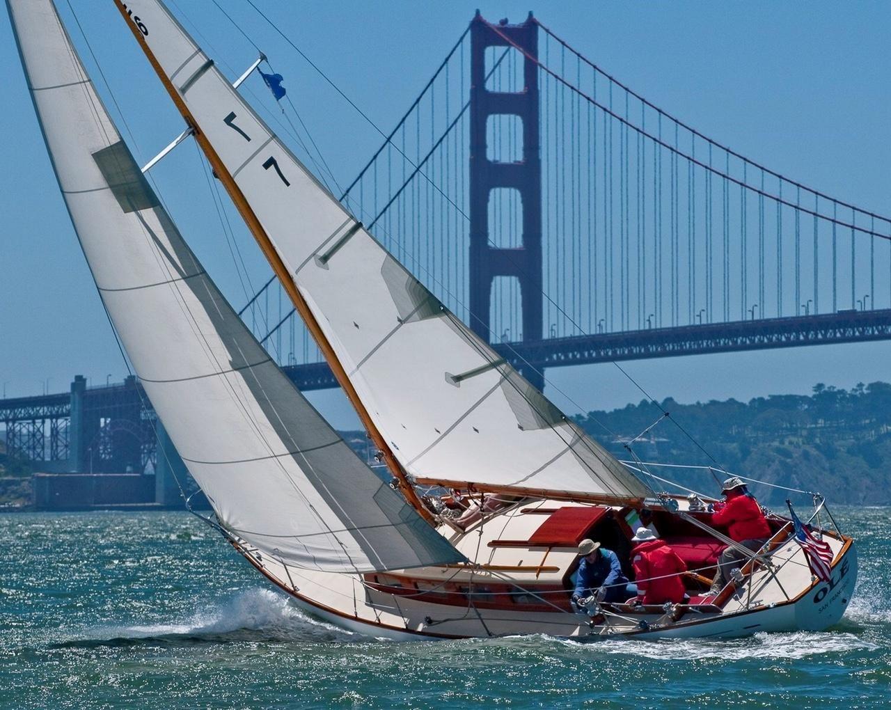 1960 Lapworth L 36 Sloop Sail Boat For Sale Www