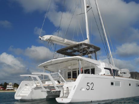 2013 Lagoon 520 Charter Potential