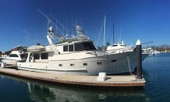 1999 Fleming Pilothouse Motor Yacht