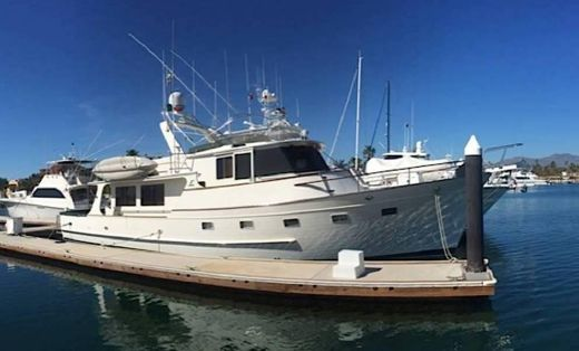 1999 Fleming Pilothouse Motor Yacht
