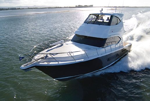2016 Riviera 53 Enclosed Flybridge - Twin IPS