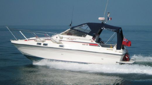 1986 Fairline Sunfury 26