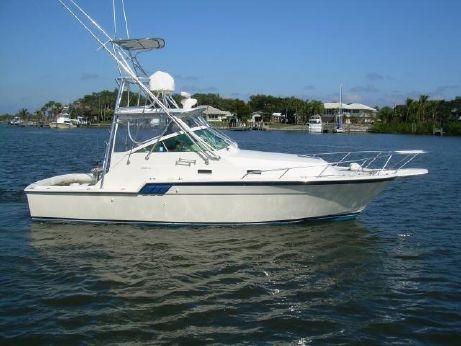 1984 Hatteras 32 Sport Fisherman