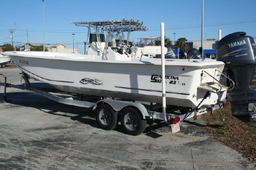 2011 Carolina Skiff 238-DLV